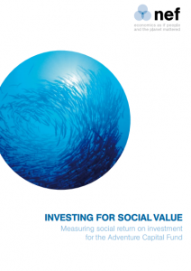 investing for social value