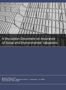 Discussion on Assurance of Valuations