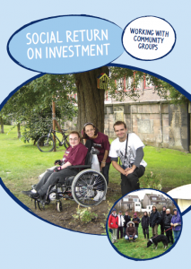 Greenspace Working with Community Groups SROI